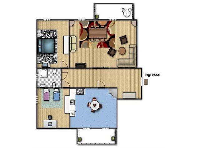 floorplans Napoli (NA), Appartamento, vico stretto ai miracoli, 8