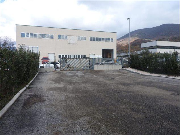 Rieti (RI), Capannone, via Franco Malfatti, snc