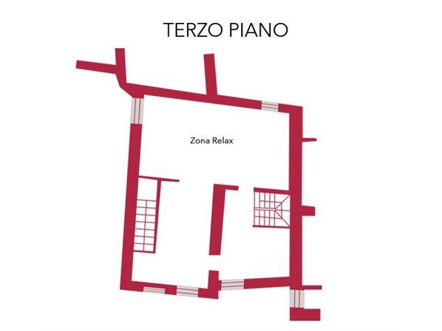 floorplans Venafro (IS), Casa Indipendente, Via De Bellis, 3