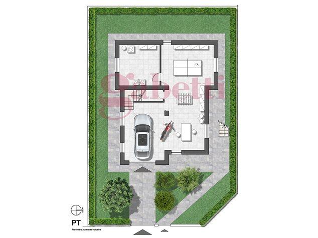 floorplans Limbiate: Villa singola in Vendita, Viale Lombardia, 12, immagine 2