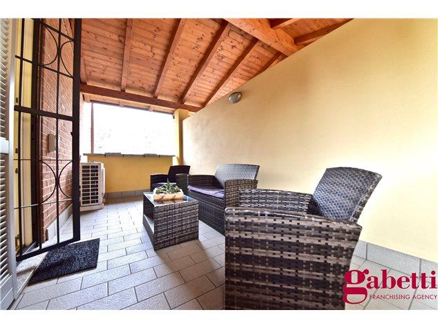 Lentate sul Seveso: Villa a schiera in , Via Beato Angelico, 2