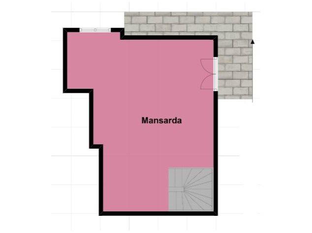 floorplans Barlassina: Appartamento in Vendita, Corso Milano, 59, immagine 2