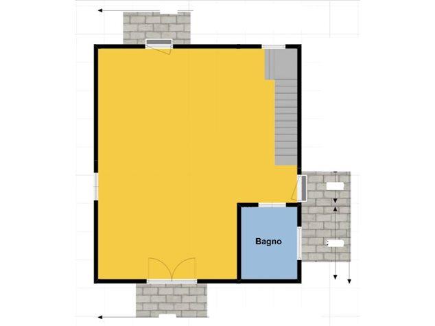 floorplans Lentate sul Seveso: Villa a schiera in Vendita, Via Beato Angelico, 2, immagine 4