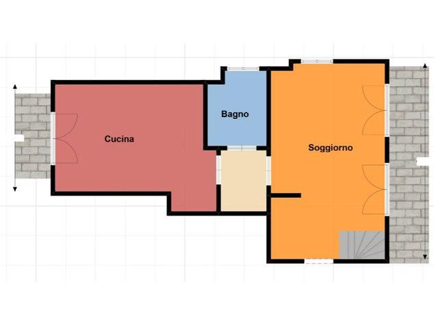 floorplans Barlassina: Appartamento in Vendita, Corso Milano, 59, immagine 1