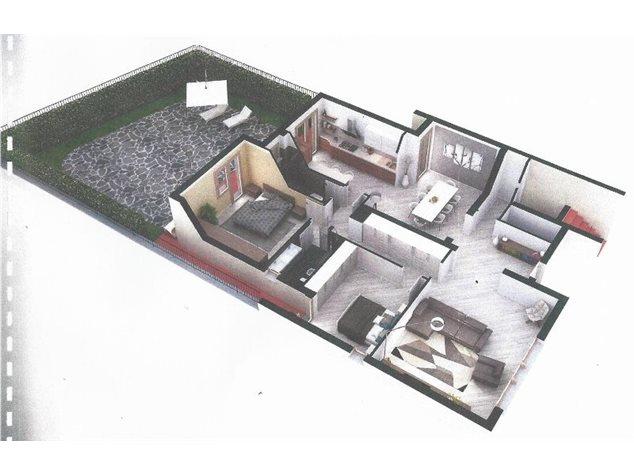floorplans Sesto Fiorentino: Villa bifamiliare in Vendita, , immagine 1