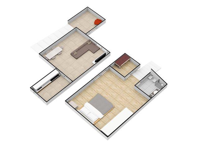 floorplans Napoli: Appartamento in Vendita, Via Santa Maria La Nova , 32, immagine 6