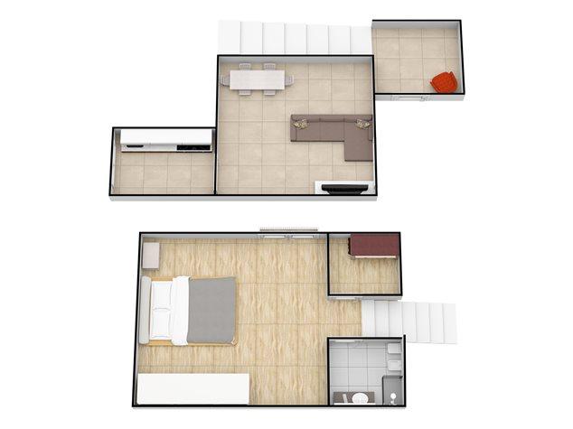 floorplans Napoli: Appartamento in Vendita, Via Santa Maria La Nova , 32, immagine 4