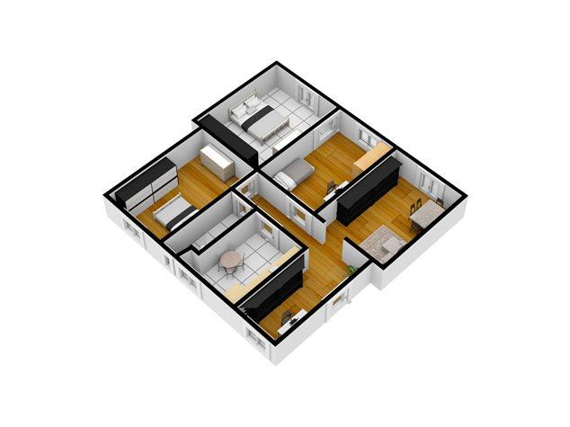 floorplans Napoli: Appartamento in Vendita, Piazza Garibaldi, 118, immagine 8