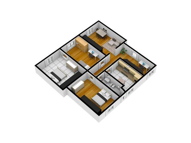 floorplans Napoli: Appartamento in Vendita, Piazza Garibaldi, 118, immagine 7