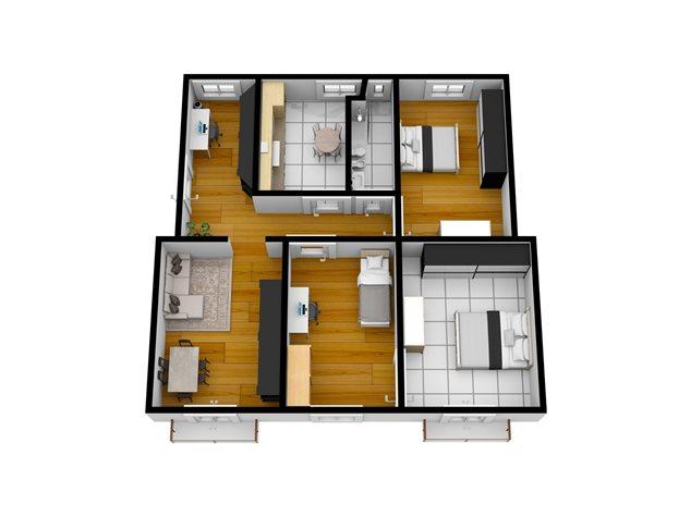floorplans Napoli: Appartamento in Vendita, Piazza Garibaldi, 118, immagine 1