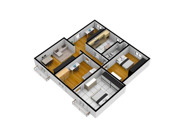 floorplans Napoli: Appartamento in Vendita, Piazza Garibaldi, 118, immagine 12