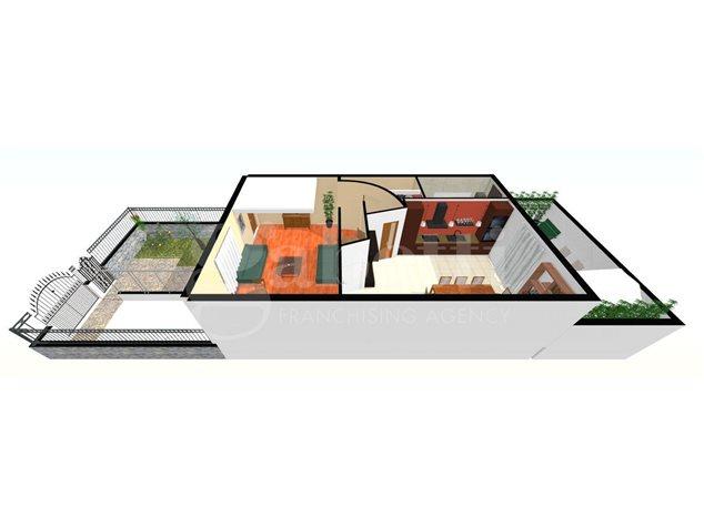 floorplans Arzano: Villa a schiera in Vendita, , immagine 4