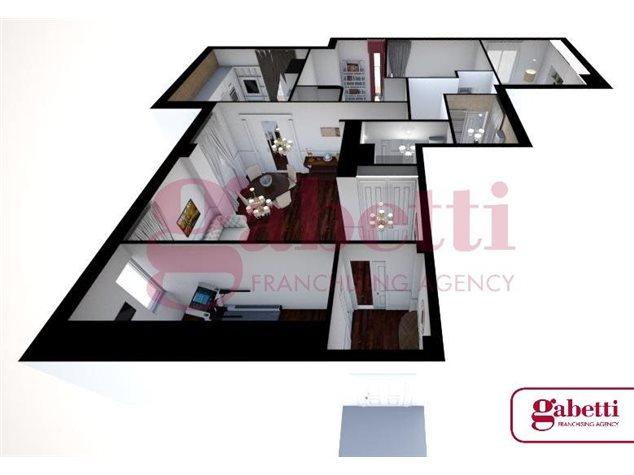 floorplans Arzano: Appartamento in Vendita, , immagine 3