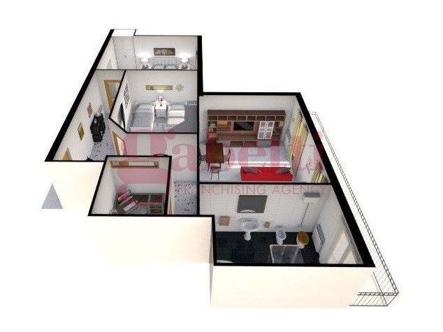 floorplans Arzano: Appartamento in Vendita, , immagine 4