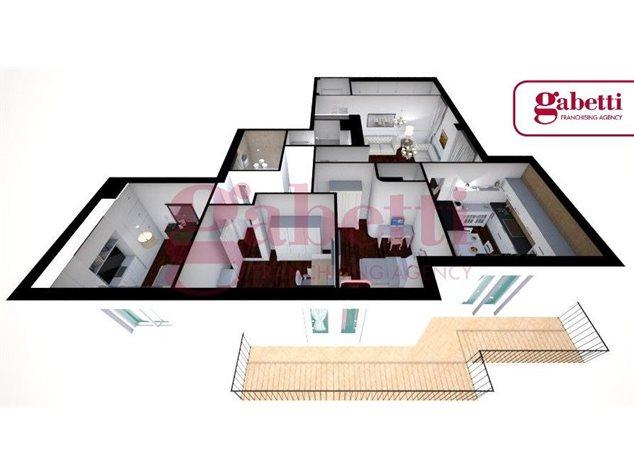 floorplans Arzano: Appartamento in Vendita, , immagine 5