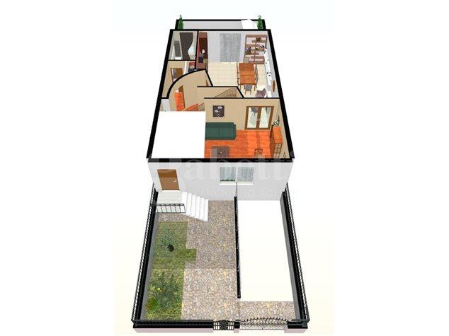 floorplans Arzano: Villa a schiera in Vendita, , immagine 3