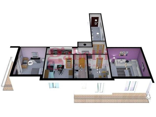 floorplans Arzano: Appartamento in Vendita, Via Saviano, immagine 5