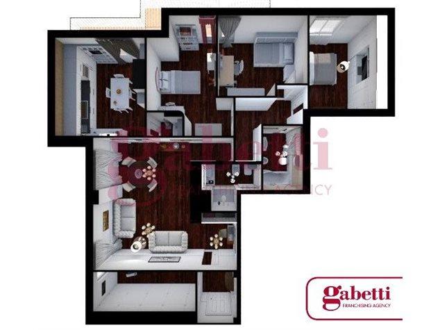 floorplans Arzano: Appartamento in Vendita, , immagine 2