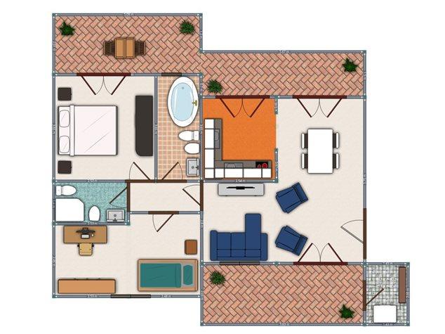 floorplans Messina: Appartamento in Vendita, Via Lanzetta, Snc, immagine 1
