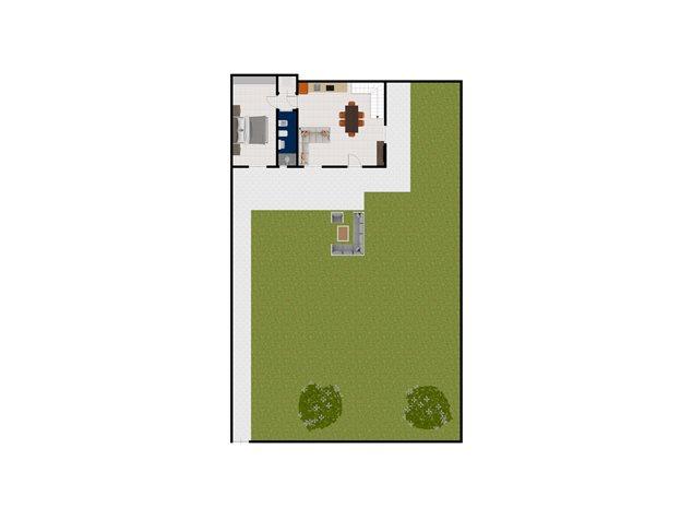 floorplans Bologna: Appartamento in Vendita, Via Cristoforo Colombo, 62, immagine 1