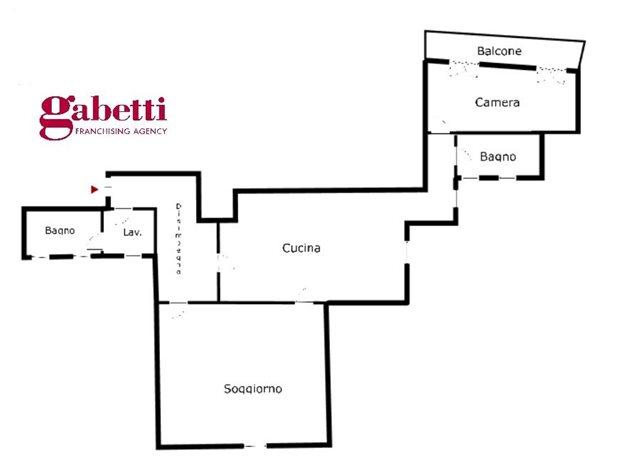 floorplans Bologna: Appartamento in Vendita, Piazza Roosevelt, 0, immagine 1