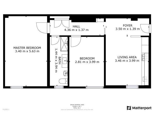 floorplans Bologna: Appartamento in Vendita, Via Friuli Venezia Giulia, 0, immagine 2