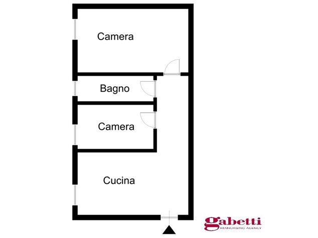 floorplans Bologna: Appartamento in Vendita, Via Friuli Venezia Giulia, 0, immagine 1