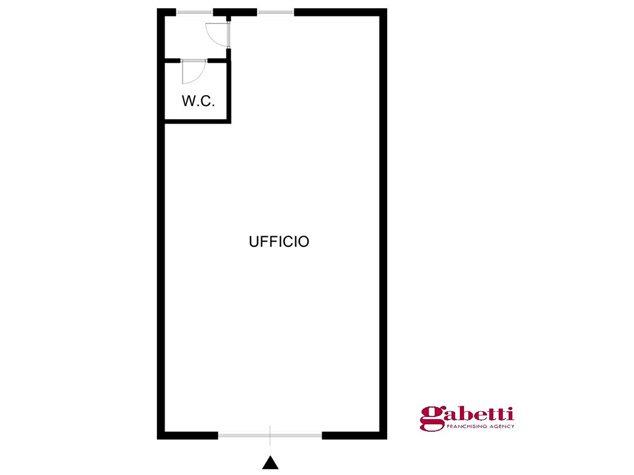 floorplans Bologna: Ufficio in Vendita, Via Della Battaglia, 0, immagine 1