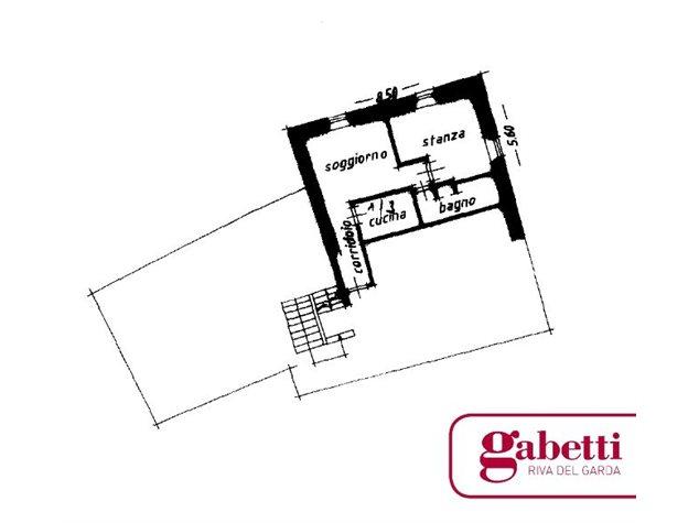 floorplans Arco: Appartamento in Vendita, Via Monte Brione, 5, immagine 1