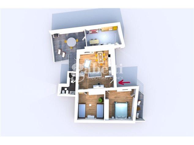 floorplans Dro: Appartamento in Vendita, Via Roma, 14, immagine 1