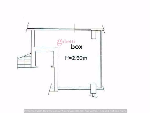 floorplans Rende: Appartamento in Vendita, Via Guglielmo Marconi , 59/Z, immagine 1