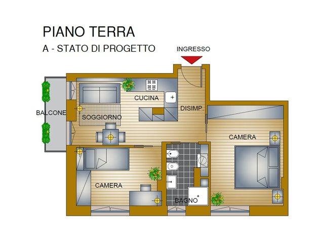 Savigliano: Appartamento in , Corso Vittorio Veneto , 36
