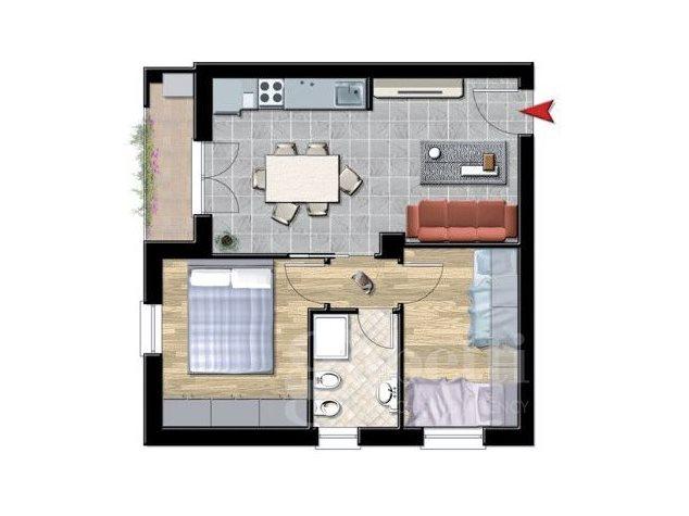 floorplans San Benedetto del Tronto: Appartamento in Vendita, , immagine 1