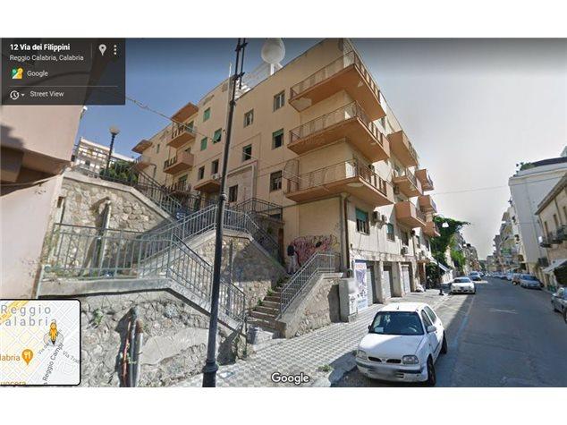 Reggio di Calabria: Appartamento in Vendita, Via Filippini, 35