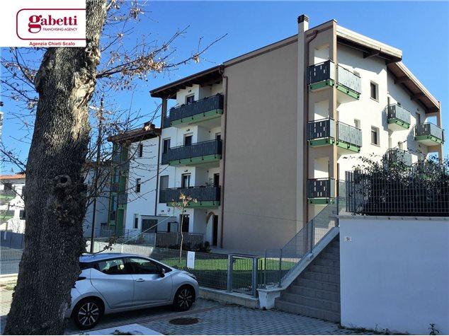 Chieti: Appartamento in Vendita, Via Ettore Janni, 60