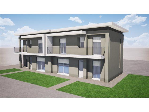 Turate: Villa bifamiliare in ,