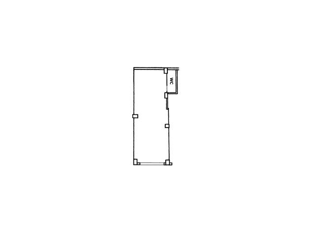 floorplans Potenza: Negozio in Vendita, Via Torraca, 35, immagine 1