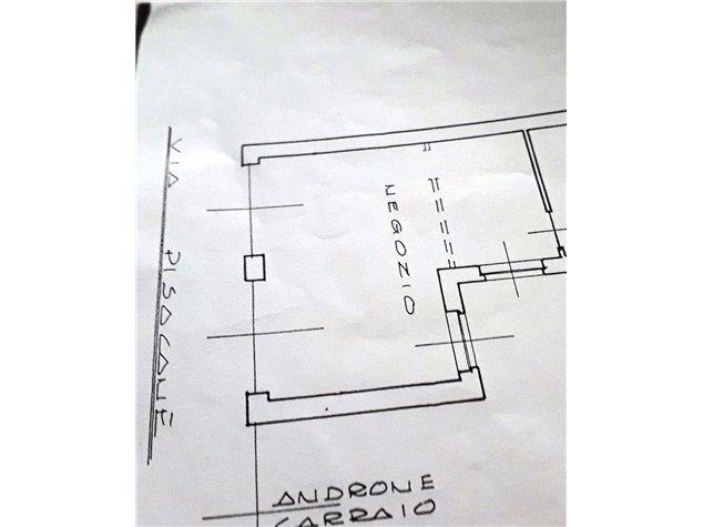 floorplans Torino: Negozio in Vendita, Via Pisacane , immagine 1