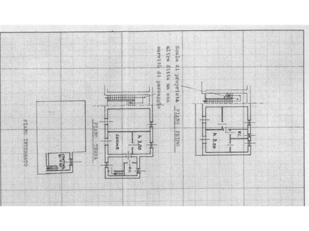 floorplans Castelletto sopra Ticino: Rustico in Vendita, , immagine 1