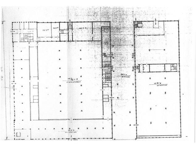 floorplans Marano Ticino: Capannone in Vendita, , immagine 2