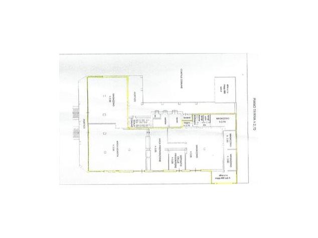 floorplans Varallo Pombia: Laboratorio in Affitto, , immagine 1
