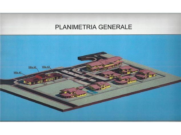 floorplans Varallo Pombia: Villa a schiera in Vendita, Via Giovanni Bosco, 28, immagine 2